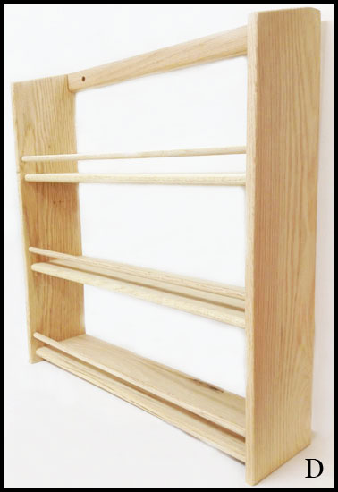 Wood Spice Rack For Wall Best Rustic Wood Retail Store Product Display Fixtures Shelving